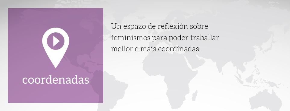 MARÍA REIMÓNDEZ STARTS HER VLOG ABOUT FEMINISMS