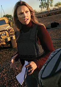 Lara Logan Of CBS News